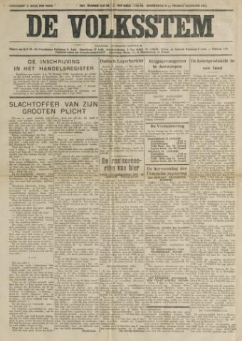De Volksstem 1941-01-09