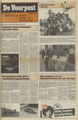 De Voorpost 1986-02-14