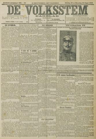 De Volksstem 1910-08-28