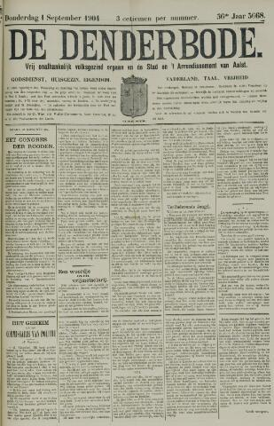 De Denderbode 1904-09-01