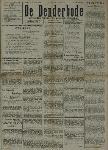 De Denderbode 1918-02-17