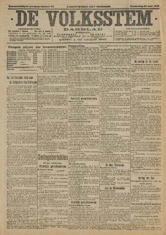 De Volksstem 1915-06-24