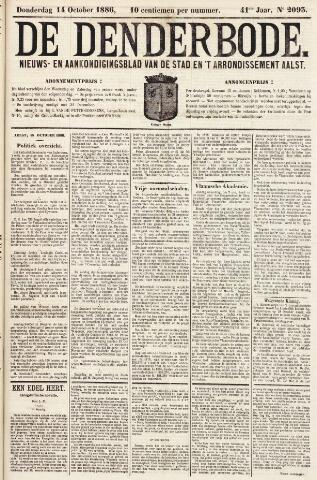 De Denderbode 1886-10-14