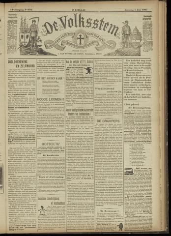 De Volksstem 1907-06-01