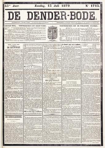De Denderbode 1879-07-13