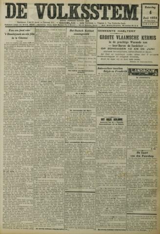 De Volksstem 1932-06-04