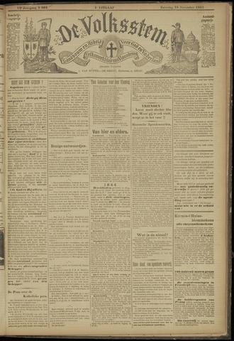 De Volksstem 1907-11-16