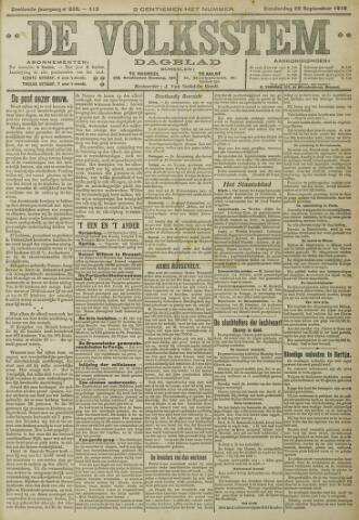 De Volksstem 1910-09-29