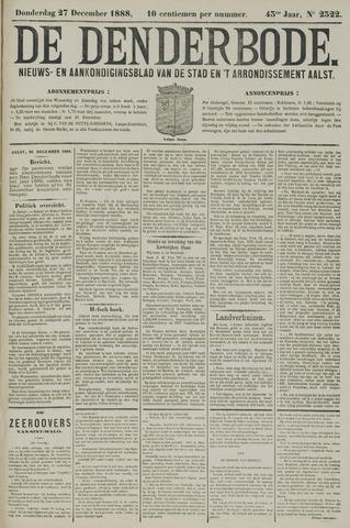 De Denderbode 1888-12-27