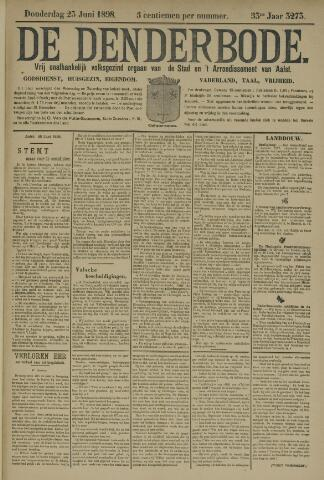 De Denderbode 1898-06-23