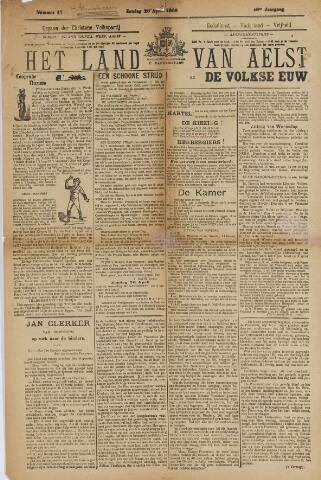 Het Land van Aelst 1908-04-26