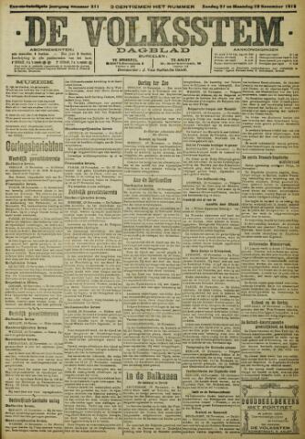 De Volksstem 1915-11-21