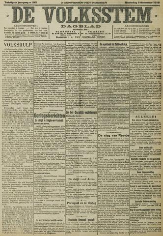 De Volksstem 1914-12-09