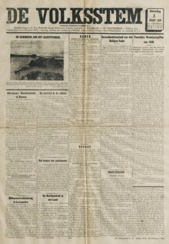 De Volksstem 1938-03-05
