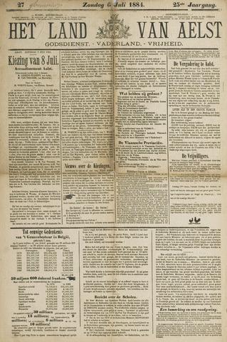 Het Land van Aelst 1884-07-06