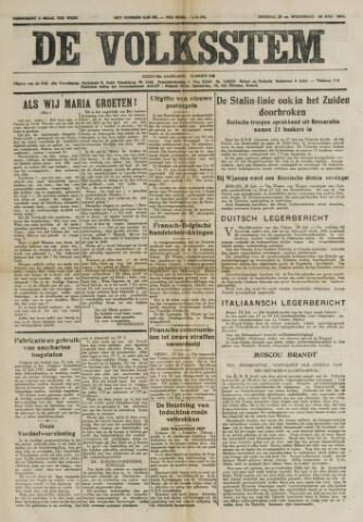 De Volksstem 1941-07-29
