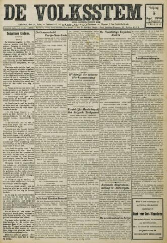 De Volksstem 1930-09-05