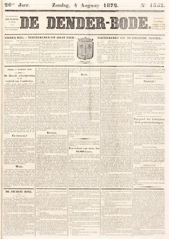 De Denderbode 1872-08-04