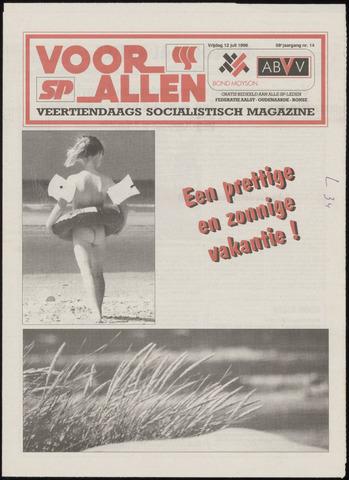 Voor Allen 1996