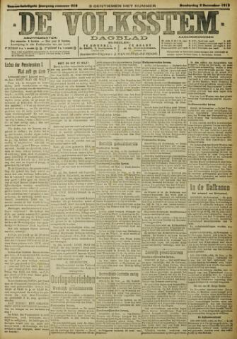 De Volksstem 1915-12-02