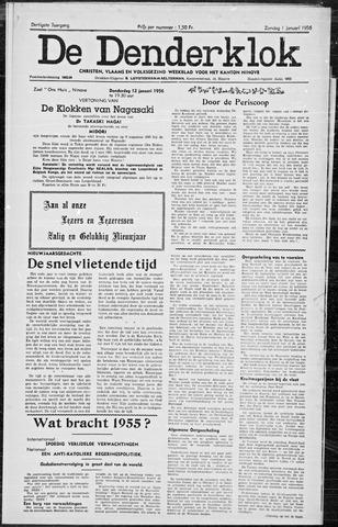 Denderklok 1956