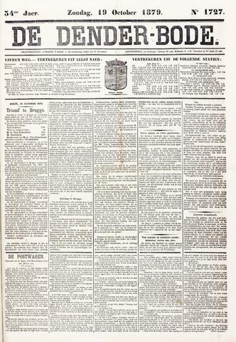De Denderbode 1879-10-19
