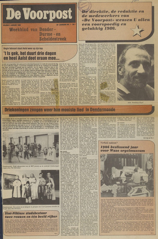 De Voorpost 1986
