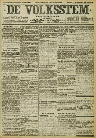 De Volksstem 1915-07-18
