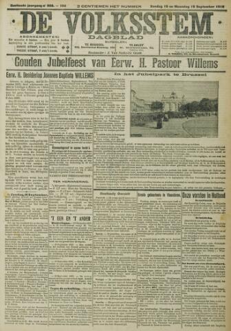 De Volksstem 1910-09-18