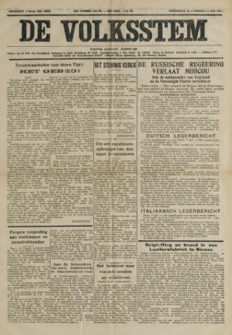 De Volksstem 1941-07-10