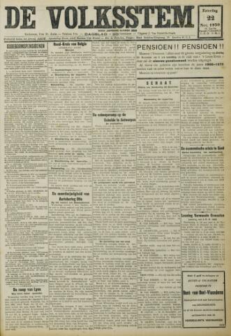 De Volksstem 1930-11-22