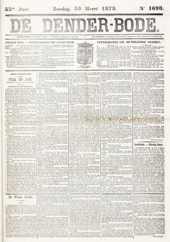 De Denderbode 1879-03-30