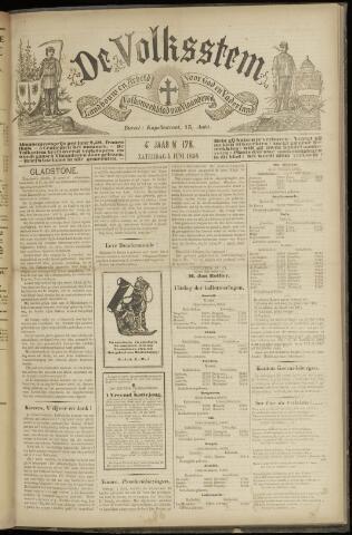 De Volksstem 1898-06-04