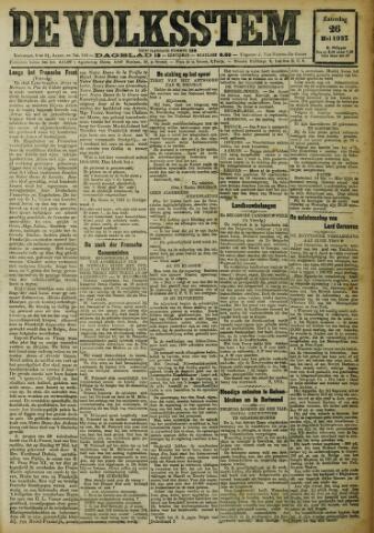 De Volksstem 1923-05-26