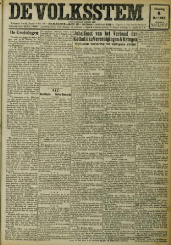 De Volksstem 1923-05-08