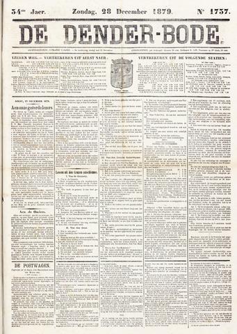De Denderbode 1879-12-28