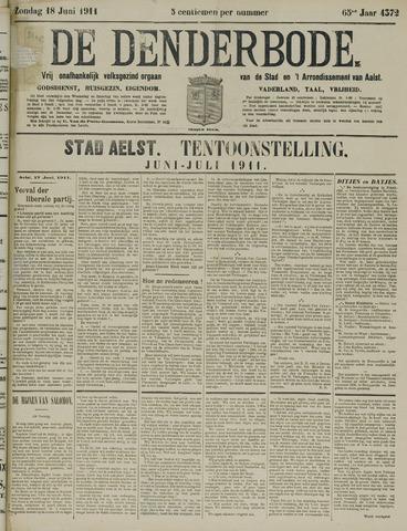 De Denderbode 1911-06-18