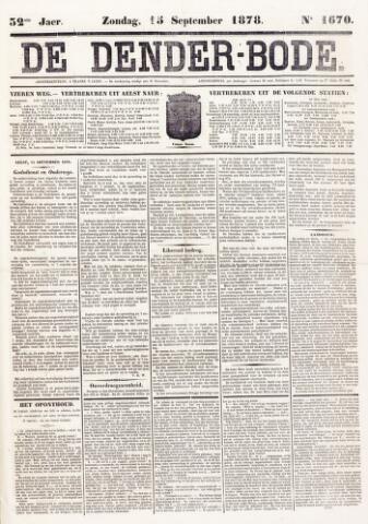 De Denderbode 1878-09-15