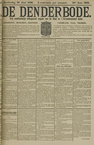 De Denderbode 1896-06-18