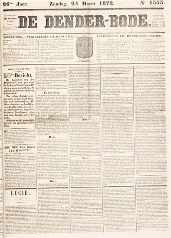 De Denderbode 1872-03-24