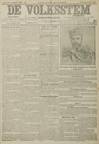 De Volksstem 1910-07-09