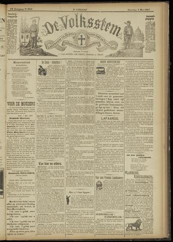 De Volksstem 1907-05-04