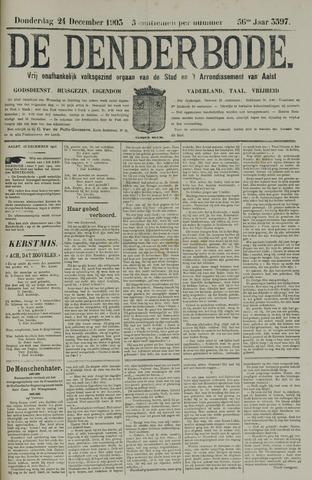 De Denderbode 1903-12-24