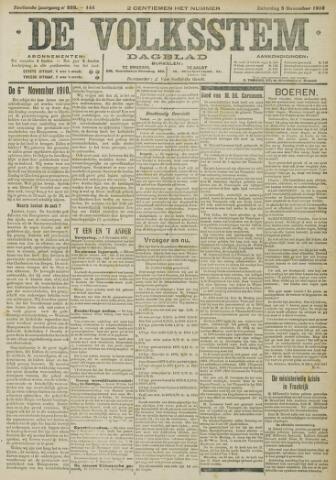 De Volksstem 1910-11-05