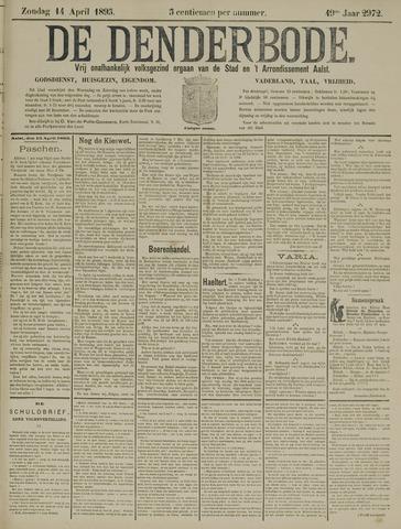 De Denderbode 1895-04-14