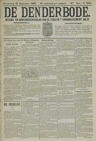 De Denderbode 1893-09-21