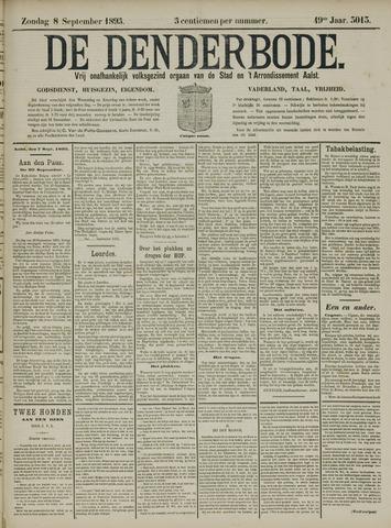 De Denderbode 1895-09-08