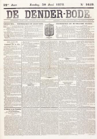 De Denderbode 1878-06-30