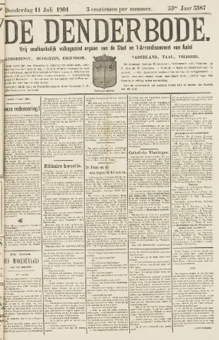 De Denderbode 1901-07-11