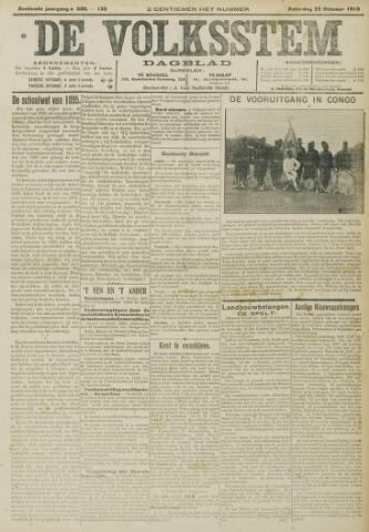 De Volksstem 1910-10-22